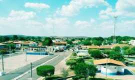 Santa Quitéria do Maranhão - Praça JK em Santa Quitéria do Maranhão, Por Adelina Jesus