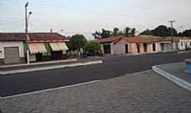 Santa Quit�ria do Maranh�o - Santa Quit�ria do Maranh�o-MA-Avenida no centro-Foto:Paulo_Carvalho_Santo�
