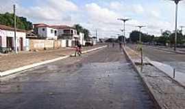 Santa Quit�ria do Maranh�o - Santa Quit�ria do Maranh�o-MA-Avenida Santos Dumont-Foto:Paulo_Carvalho_Santo�