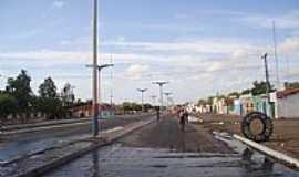 Santa Quit�ria do Maranh�o - Santa Quit�ria do Maranh�o-MA-Avenida Santos Dumont sentido centro-Foto:Paulo_Carvalho_Santo�