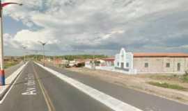 Santa Quit�ria do Maranh�o - Avenida da cidade, Por Adelina Jesus