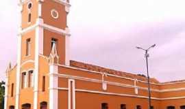 Santa Quit�ria do Maranh�o - Igreja  da Cidade Velha., Por Adelina Jesus