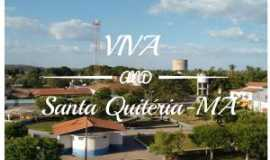 Santa Quitéria do Maranhão - Praça central, Por Adelina Jesus