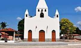 Santana do Maranhão - Igreja de Santana do Maranhão foto Rafael Costa