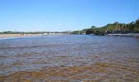 Santo Amaro do Maranhão - Rio Grande em Santo Amaro do Maranhão - por José Edmundo Medeiros