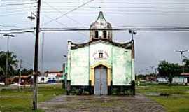 Santo Amaro do Maranhão - Igreja de N.Sra.da Conceição em Santo Amaro do Maranhão-MA-Foto:Francisco Moisés - m…