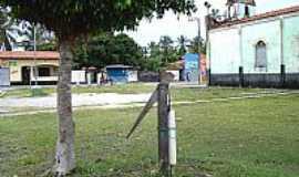 Santo Amaro do Maranhão - Poço ao lado da Igreja em Santo Amaro do Maranhão-MA-Foto:Francisco Moisés - m…