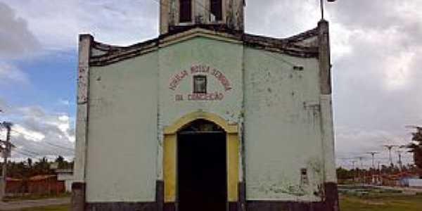 Igreja N.S.da Conceição - por José Edmundo Medeiros