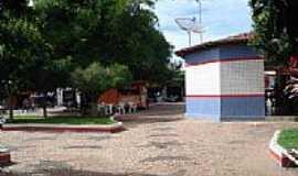 Santo Antônio dos Lopes - Praça do Centro foto por Idelbrando Lima