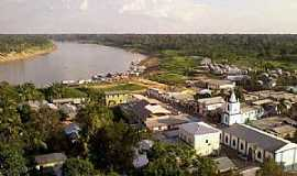 Pauini - Pauini - Amazonas Vista do Rio Purus - Foto Pauini em Imagens