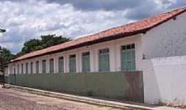 São Benedito do Rio Preto - Antigo Grupo escolar  Dr. Odilon Silva Soares