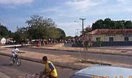 São Benedito do Rio Preto - Praça José de Freitas