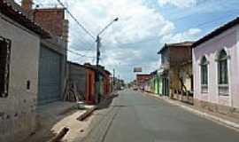 São Bento - Avenida Newton Bello em São Bento-MA-Foto:Marcos.Soares