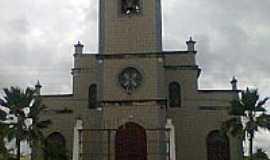 São Bento - Igreja Matriz de São Bento-MA-Foto:Marcos.Soares