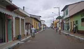 São Bento - Rua Grande em São Bento-MA-Foto:padilha