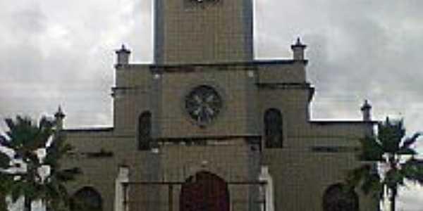 Igreja Matriz de S�o Bento-MA-Foto:Marcos.Soares