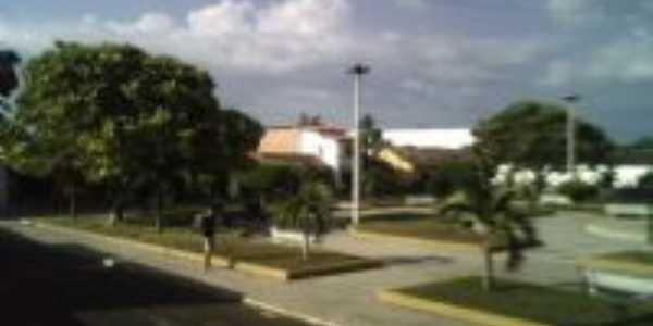 Praça da Prefeitura, Por Carlos James