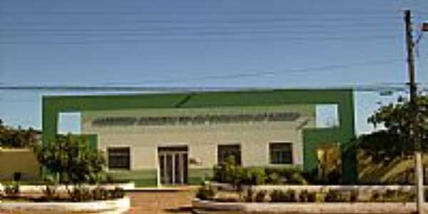 Prefeitura Municipal de São Domingos do Azeitão-Foto:aielado