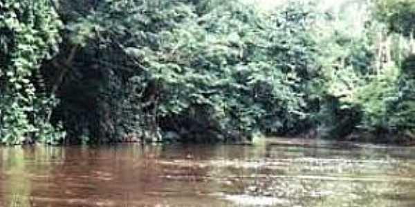 São João do Carú-MA-Rio Carú-Foto:caruense10.blogspot.com
