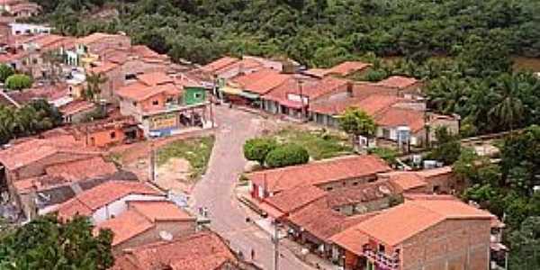 S�o Jo�o do Car�-MA-Vista parcial da cidade-Foto:Rivaldo Rodrigues