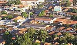 São João dos Patos - Vista parcial da cidade-Foto:Nildemar Bonfim