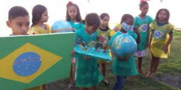 Projeto Literário em São Joaquim dos Melos, Por Marcos Vinicius Brito Carvalho