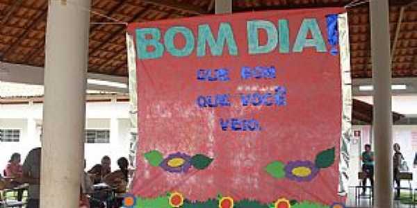 São Joaquim dos Melos-MA-Início da Jornada Pedagógica-Foto:batetuntum.