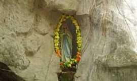 São José de Ribamar - São José do Ribamar-BA-Gruta de N.Sra.de Lourdes-Foto:marco vinicius