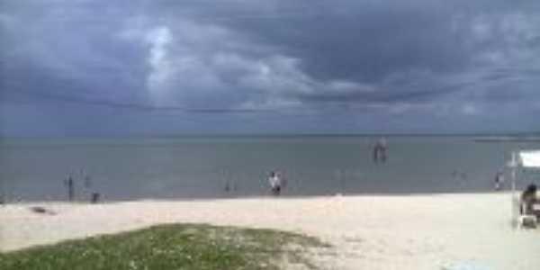 Praia - Baía de São José, Por Bispo Mendes
