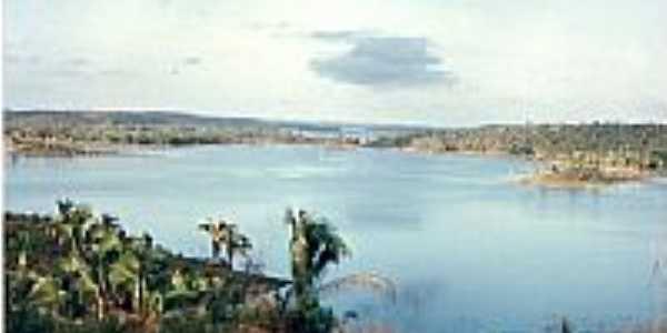 Lago da Barragem Rio Flores-Foto:JOSE WILSON