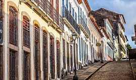 São Luís - Casarões do Centro Histórico. Foto: Ruy Barros