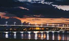 São Luís - Ponte do São Francisco.  Foto:Ruy Barros