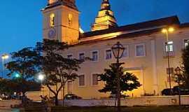 São Luís - São Luis-MA-Lateral da Igreja da Sé na Praça Benedito Leite-Foto:Emiliano Homrich