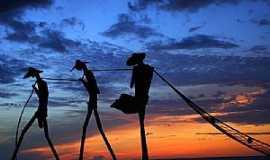 São Luís - São Luis-MA-Monumento aos Pescadores-Foto:Parruco