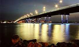 São Luís - São Luis-MA-Ponte de São Francisco-Foto:portosma.com.br