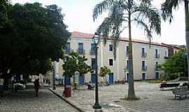 São Luís - São Luis-MA-Praça Reviver no Centro Histórico-Foto:Parruco