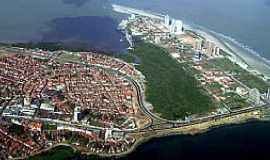 S�o Lu�s - S�o Luis-MA-Vista a�rea da cidade-Foto:portosma.com.br