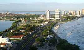 São Luís - São Luis-MA-Vista aérea da cidade-Foto:portosma.com.br