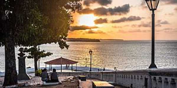 Praia Grande, São Luís. Foto: Ruy Barros