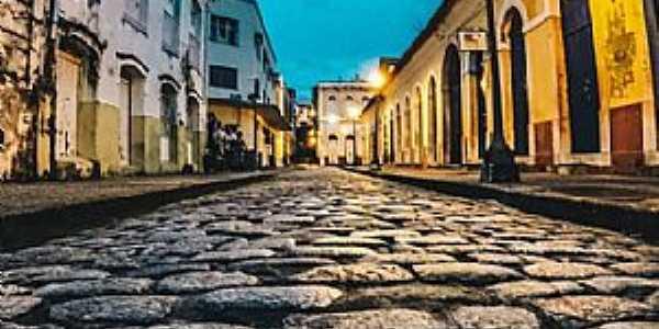 Ruas do Centro Histórico. Foto: Ruy Barros