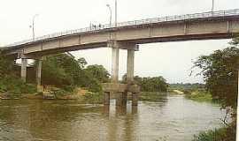 São Luís Gonzaga do Maranhão - São Luis Gonzaga do Maranhão-MA-Ponte sobre o Rio Mearim-Foto:sergiopc12