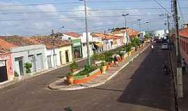 São Luís Gonzaga do Maranhão - São Luis Gonzaga do Maranhão-MA-Praça da Bandeira-Foto:SAMUEL CABRAL
