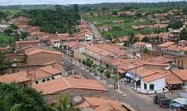 São Luís Gonzaga do Maranhão - São Luis Gonzaga do Maranhão-MA-Vista da cidade-Foto:sergiopc12