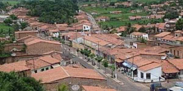 São Luis Gonzaga do Maranhão-MA-Vista da cidade-Foto:sergiopc12