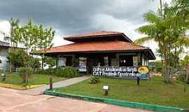 Presidente Figueiredo - Presidente Figueiredo-AM-Centro de Atendimento ao Turista-Foto:mochileiro.tur.br