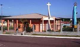 Presidente Figueiredo - Presidente Figueiredo-AM-Igreja de N.Sra.Aparecida-Foto:mochileiro.tur.br