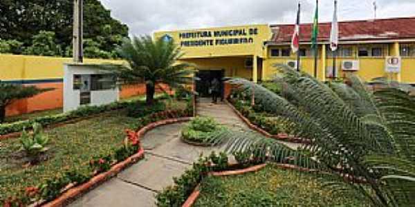 Prefeitura Municipal de Presidente Figueiredo AM