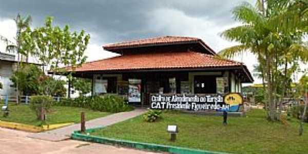 Presidente Figueiredo-AM-Centro de Atendimento ao Turista-Foto:mochileiro.tur.br