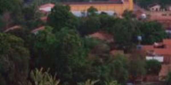 Vista da Igreja, Por Magna Regina Santana