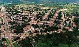São Raimundo das Mangabeiras - Vista aérea foto por ley1919